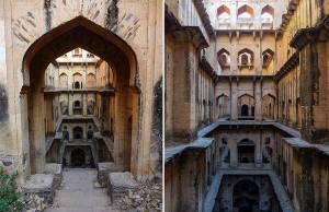 Crumbling Subterranean Stepwells in India 3