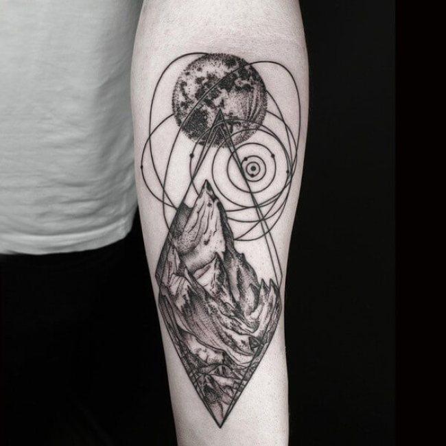 Beautifully Surreal Tattoo 6