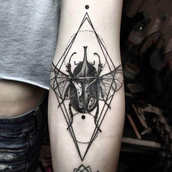 Beautifully Surreal Tattoos 4