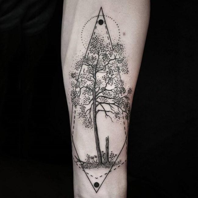 Beautifully Surreal Tattoo 8