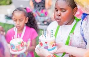 Woman helps homeless kids celebrate birthdays 2