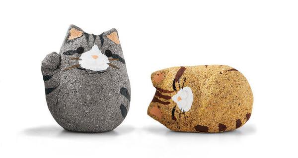 Fortune Cat Rice Crackers 4