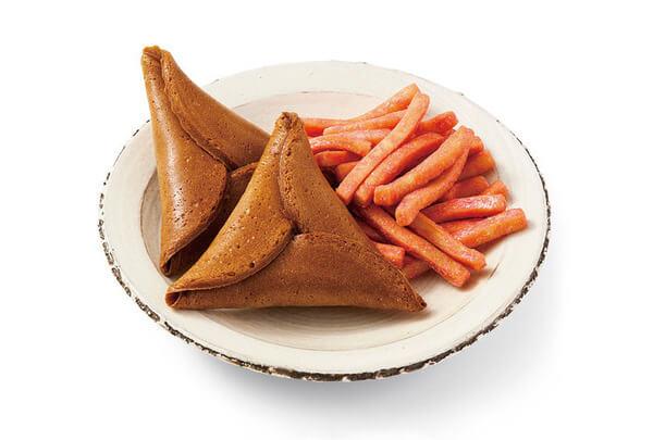 Fortune Cat Rice Crackers 2