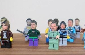 make your own lego man 1