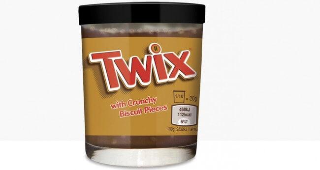 Twix chocolate spread 1