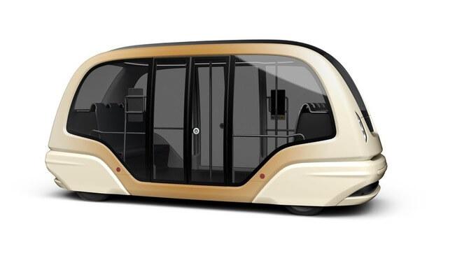 futuristic driverless pods vehicles 6
