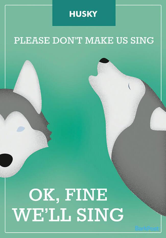 Honest Dog Breed Slogans 10