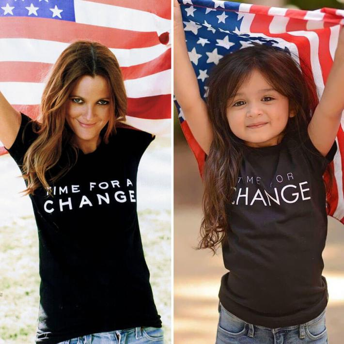 3-Year-Old Dresses Up As Famous Strong Women 19