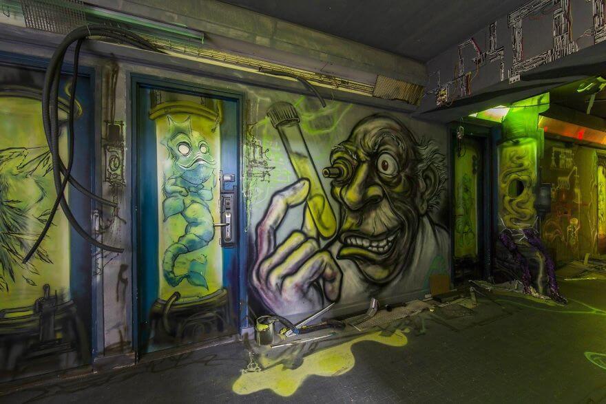 graffiti artists rehab2 paris 17
