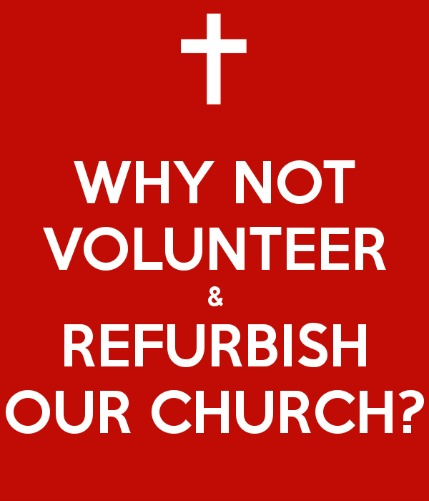 why not volunteer