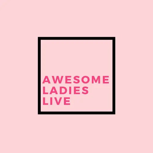 Awesome Ladies Live Logo