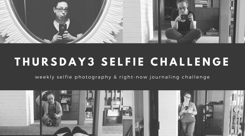Thursday3 selfie challenge