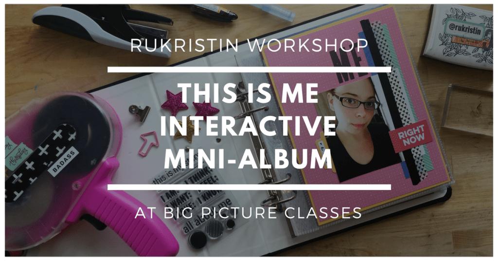 rukristin for big picture classes