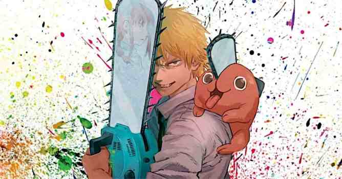 Chainsaw Man The Best Manga In Japan Today