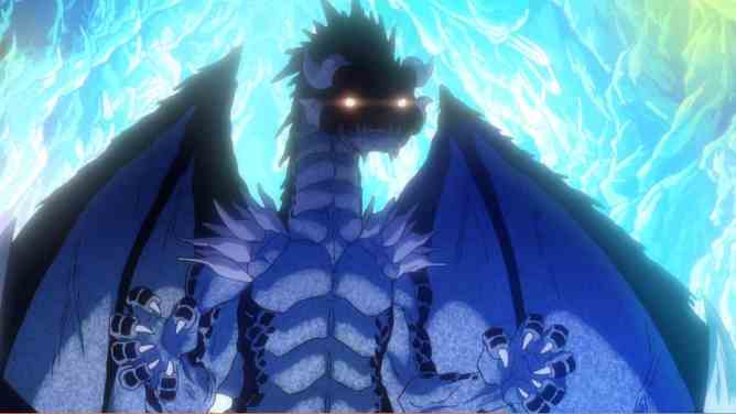 That Time I Got Reincarnated as a Slime Tempest Dragon
