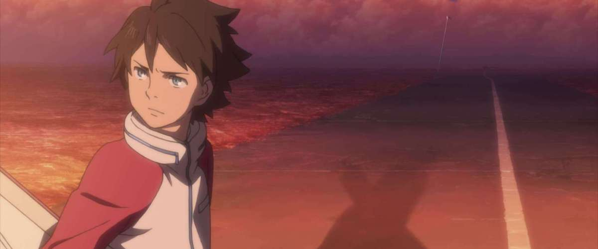 Eureka Seven Hi-Evolution Movie 2