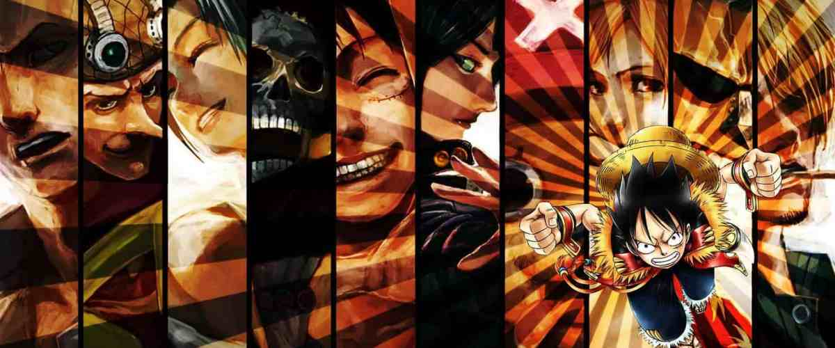 One Piece Top Favorite Characters