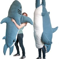 Cool Finds: The Chum Buddy Shark Pillow