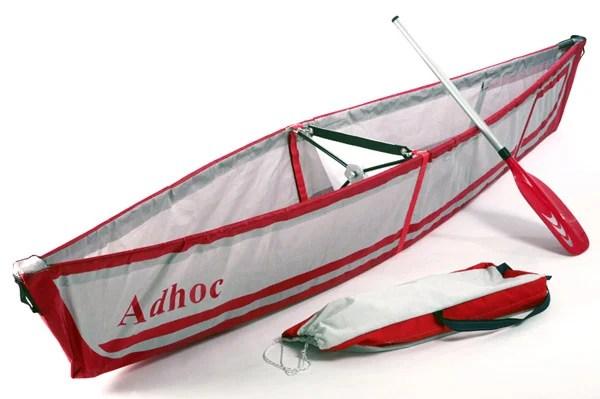 AdHoc Portable Canoe