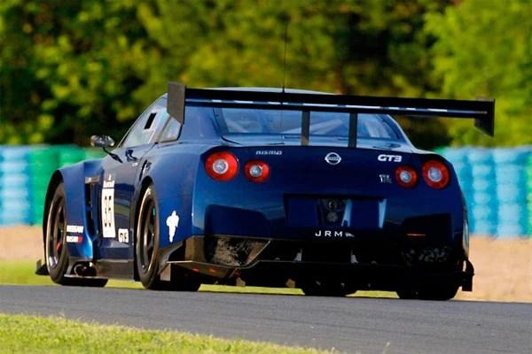 Nissan GT R NISMO GT3