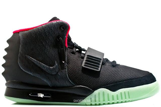 Nike Air Yeezy Ii The Awesomer