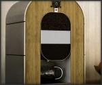 Roast-Grind-Brew Coffee Machine