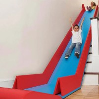Turn Your Stairs Into A Slide With SlideRider