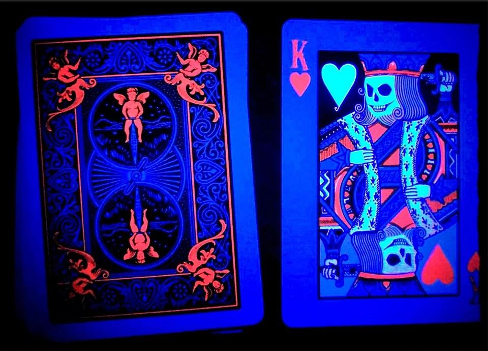 Ultraviolet Light Art