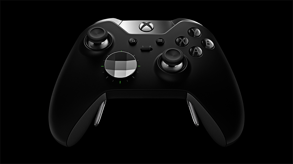 Xbox One Elite Controller The Awesomer