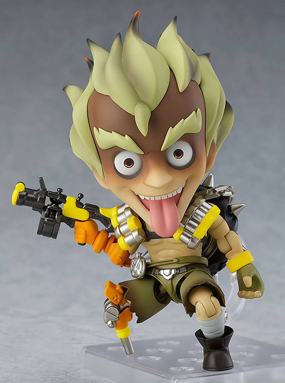 The Nendoroid Junkrat Action Figure Look As Crazy As Youd Expect