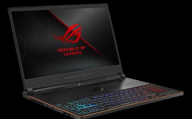 Zephyrus S, Laptop Gaming terbaru dari ASUS