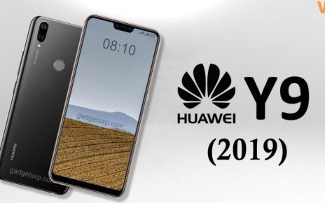HUAWEI Y9 2019 launch in Pakistan