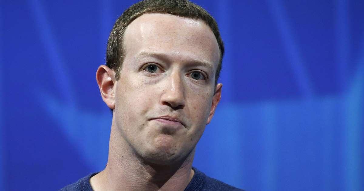 Mark Zuckerberg to resign