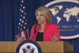 S. State Department condemns the attacks on the Chinese Consulate