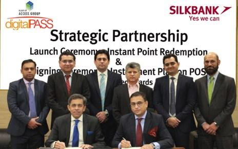 SilkBank & Access group