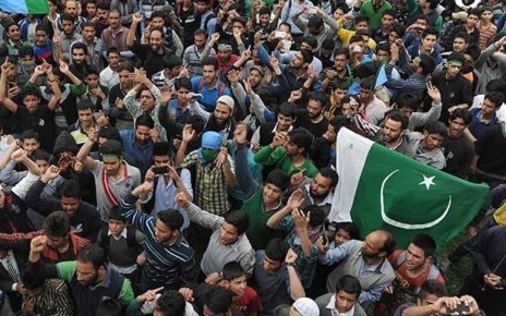 Indian occupied Kashmir