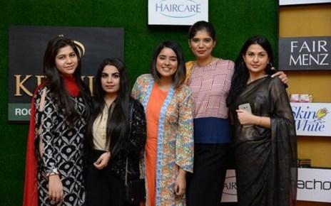 Skincare Launches Haircare and Keshia