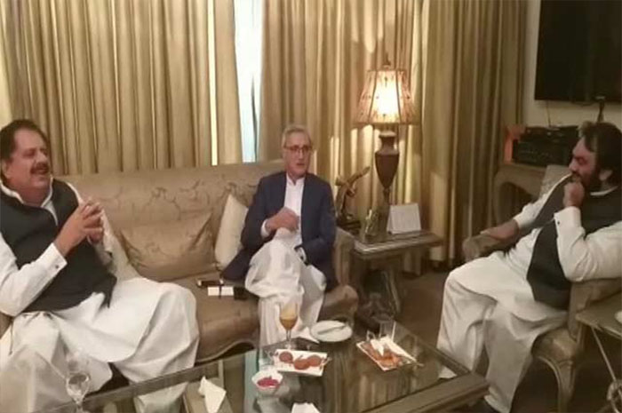 PMLQ asks Tareen to control Governor Punjab
