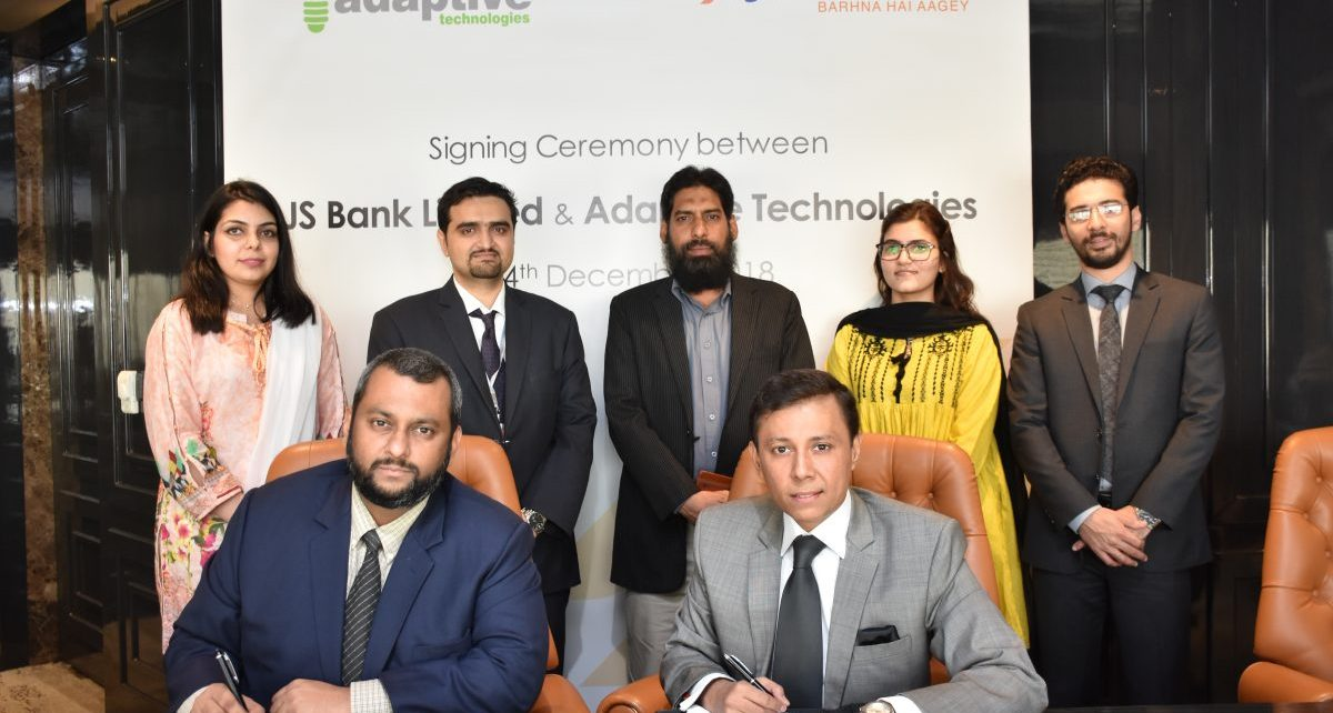JS Bank partners with Adaptive Technologies