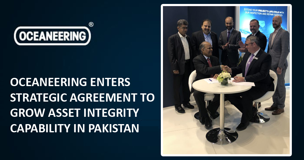 Oceaneering Enters Strategic Agreement to Grow Asset Integrity Capability in Pakistan 1 copy