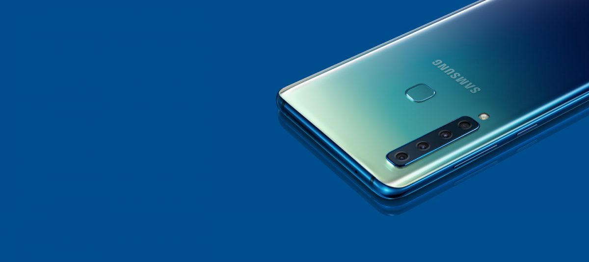 Samsung Pakistan Launches the World's First Ever Quad Camera Smartphone