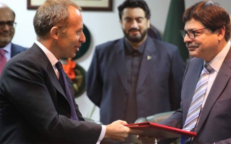 UK and Pakistan sign Prisoner Transfer Agreement
