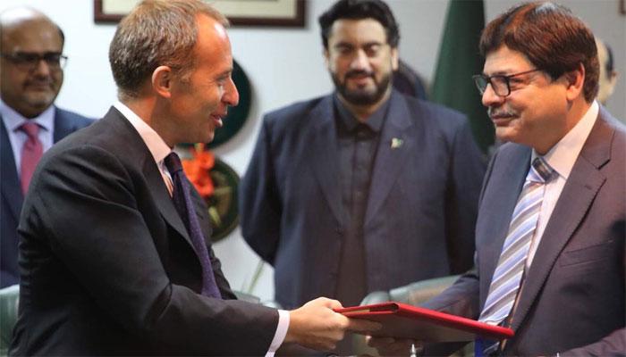 UK and Pakistan sign Prisoner Transfer Agreement
