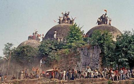 Babri Mosque case