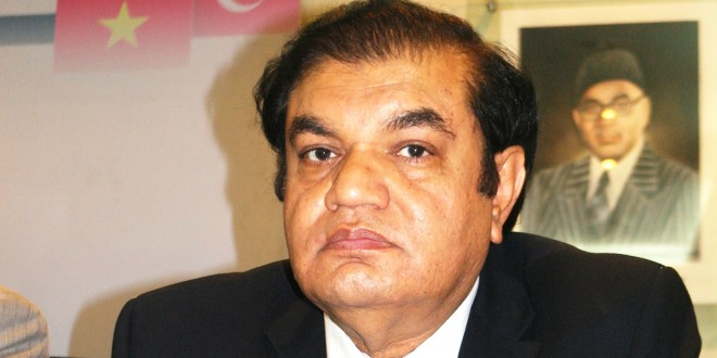 Mian Zahid Hussain