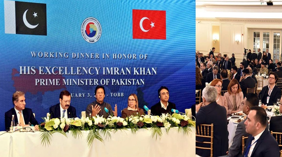 IMRAN KHAN IN TURKEY