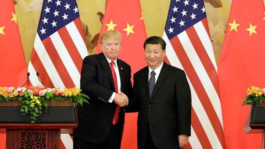 US-China trade talks conclude as hopes of deal build