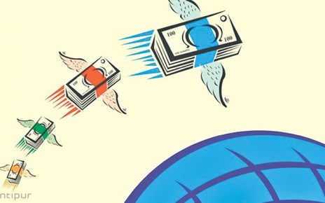 increase in remittances