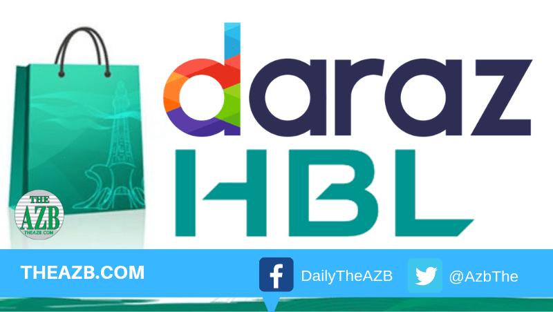 Daraz and HBL