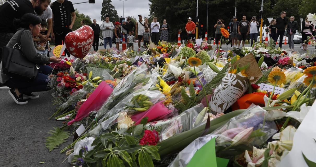 Christchurch terrorist attack